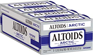 Altoids Arctic Peppermint Mints, 1.2 Ounce (8 packs)