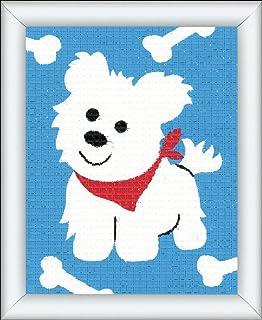 Kit tapisserie Un petit chien