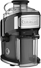 Cuisinart CJE-500FR Compact (Renewed) Juice extractor One Size Black