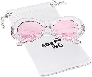 320b51d52a ADEWU Clout Goggles, Lunettes de Soleil Ovales