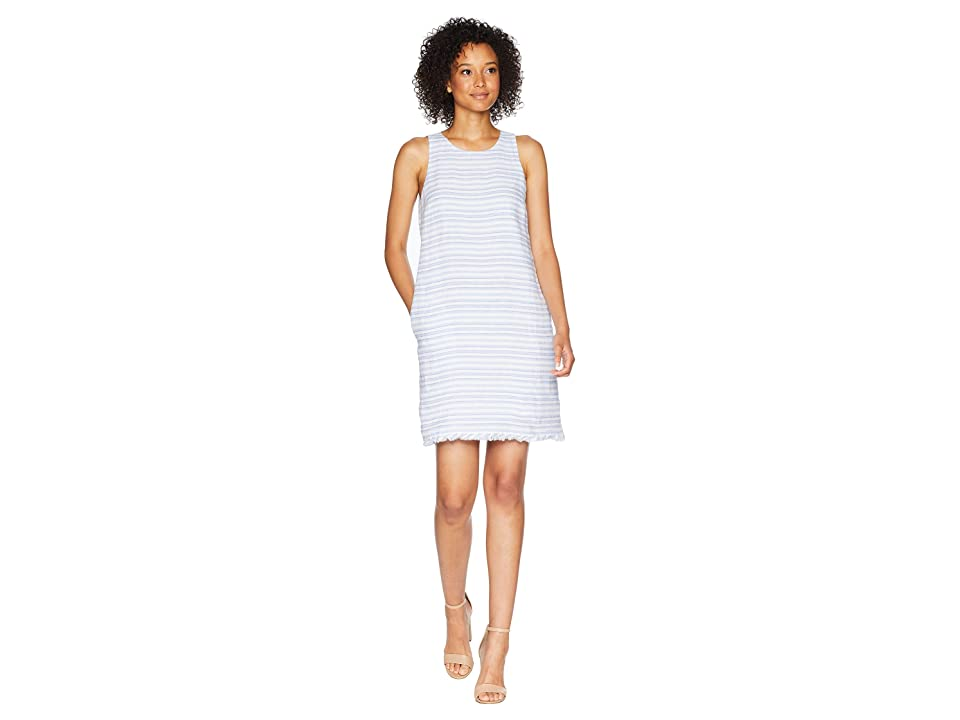 Tommy Bahama Bella Hermosa Shift Dress (Beachcomber Blue) Women 3da1a92bd