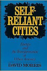 Self Reliant Cities Paperback