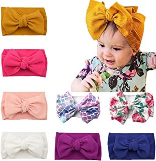 baby girl hair bow headbands