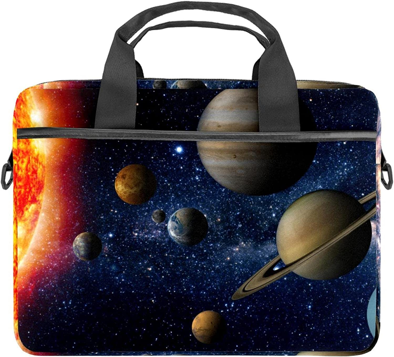Outer Space Galaxy 2 Special price for a Spring new work limited time Laptop Messenger Case Shoulder Bag Sleeve
