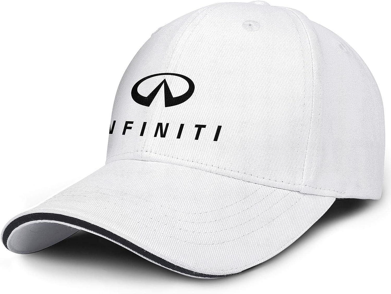 Unicorns Farting Mens Womens Baseball Cap Relaxed Infiniti-Logo- Sparkle Adjustable Baseball Hat Sun Hat, White-114, One Size : Clothing, Shoes & Jewelry