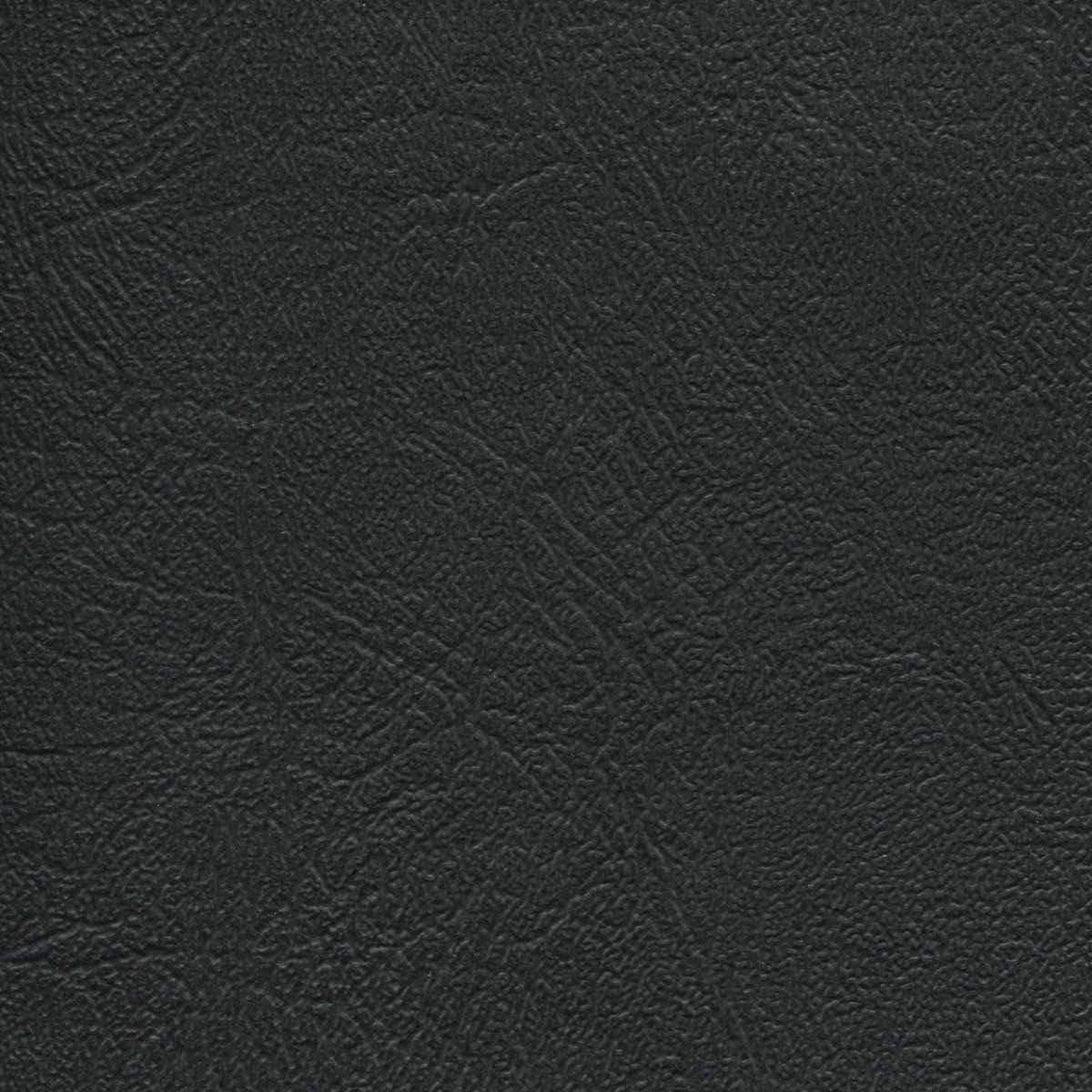 Vinyl Upholstery Fabric Black Sample Commercia x 3