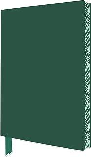 Racing Green Artisan Notebook (Flame Tree Journals) (Artisan Notebooks)