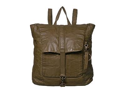 FRYE AND CO. Rubie Backpack (Olive) Backpack Bags