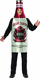 Rasta Imposta Vodka Bottle