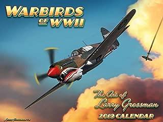 World War II Warbirds 2019 Calendar