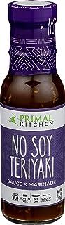 Primal Kitchen Organic No Soy Teriyaki Sauce & Marinade, 8.5 OZ