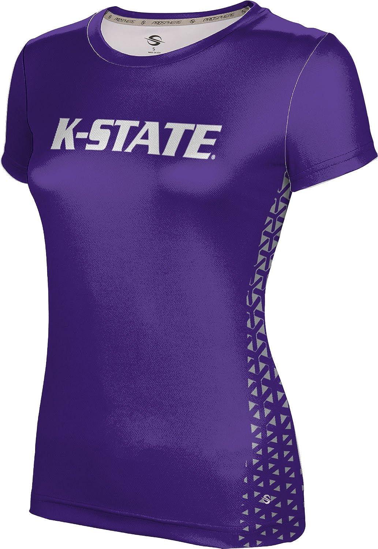 ProSphere Kansas State University Girls' Performance T-Shirt (Geo)