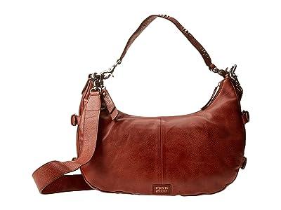 FRYE AND CO. Sindy Hobo (Cognac) Handbags