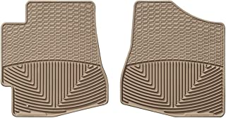 WeatherTech Trim to Fit Front Rubber Mats for Select Lexus RX300/Toyota Highlander (Tan)