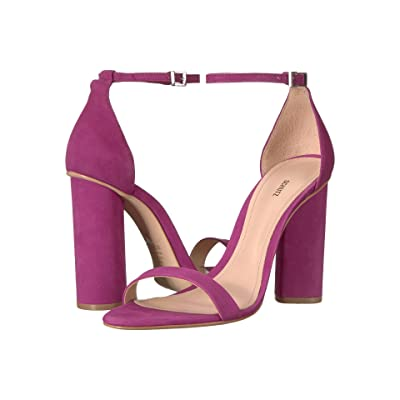 Schutz Jeannine (Grape) High Heels