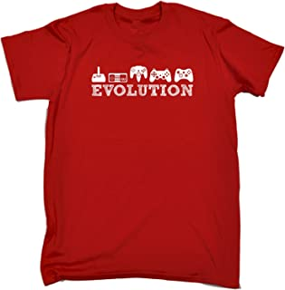 123t Men's Gaming Evolution T-Shirt