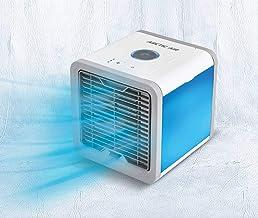 Arctic Air – mobiele aircooler met waterverdampingsfilter – mini ventilator met 3 koelniveaus en 7 moodlights – luchtkoele...