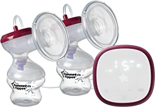 Tommee Tippee Made for Me Double Electric Breast Pump - USB Rechargeable