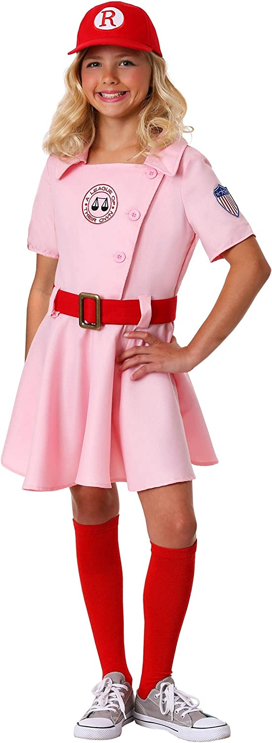 Girls Max 89% OFF A League of Popular brand Their Own Dottie Costume