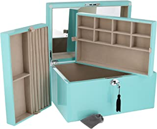 Best tiffany blue lacquered jewellery box Reviews
