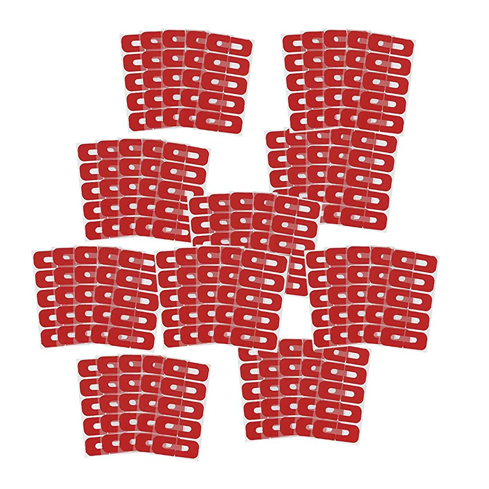 インカ帝国一杯トライアスロンB Blesiya ネイルプロテクターカバー 剥離テープ ネイルアート 流出防止 50点