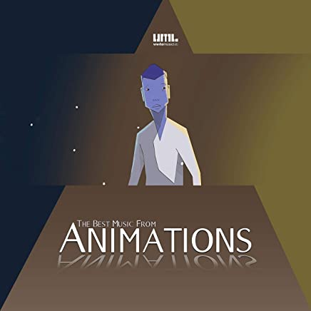 The Best Music from Animations (