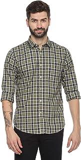Louis Philippe Men's Slim Fit Casual Shirt