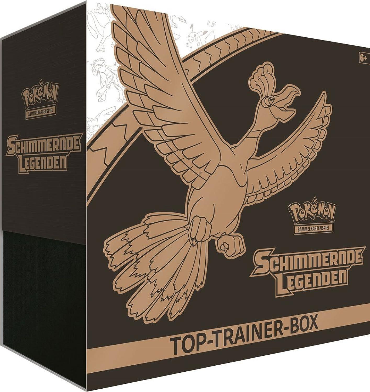 Pokémon Pokemon 25958 Company International 25958-PKM SM03.5 Elite Trainer Box