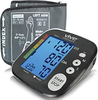 Best vive precision blood pressure monitor Reviews
