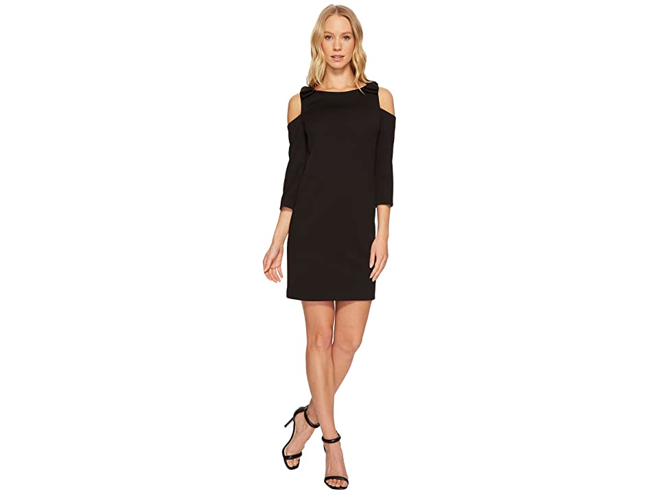Trina Turk Aria Dress (Black) Women
