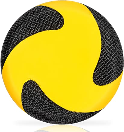 Chastep Practice & Training Ultimate Foam Flying Disc Frisbee Professional 9.5 X 9.5 X 0.8 Inch