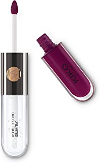 KIKO Milano Unlimited Double Touch - 123 Satin Grape