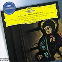 Mozart: Requiem / Adagio & Fugue K.546