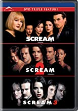 Scream Trilogy / La trilogie frissons (Scream 1-3 / Frissons 1-3, Bilingual)