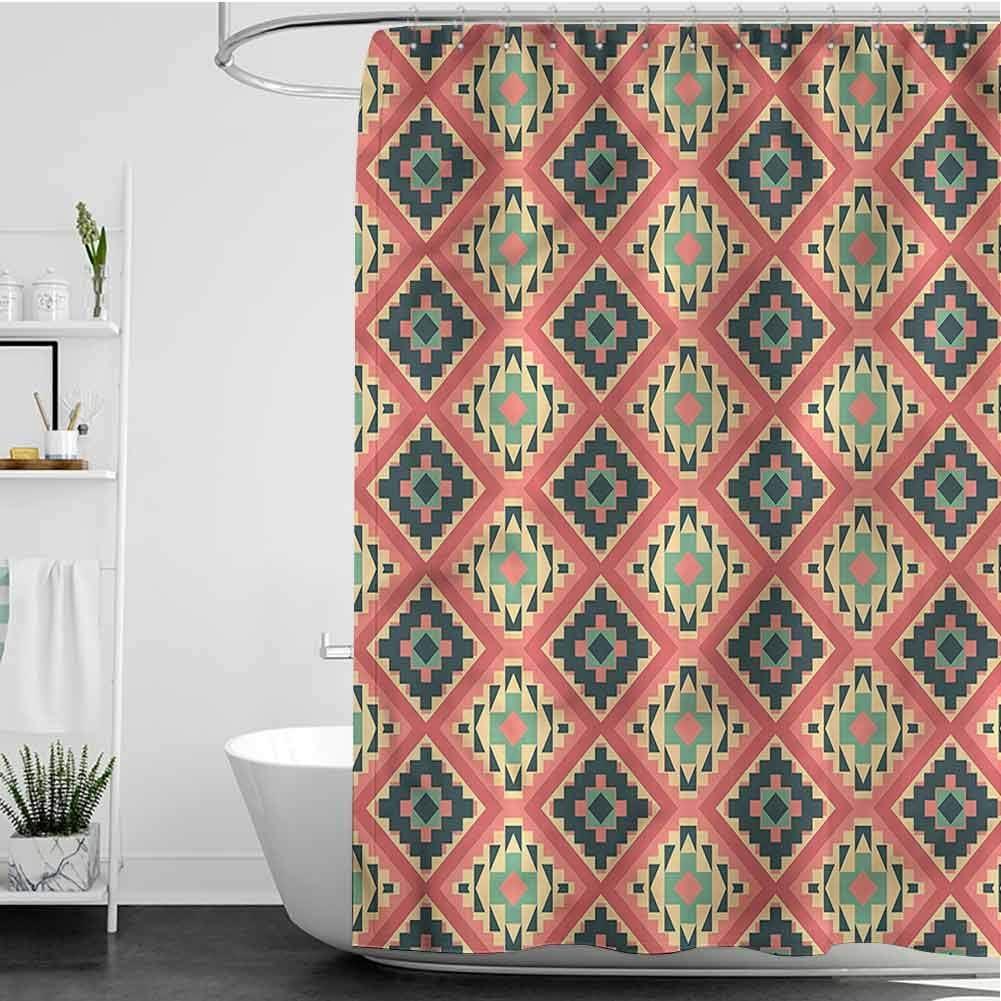 SKDSArts Shower Curtains for Kids INC W72 Popular shop is the lowest price challenge Unisex Max 87% OFF Design Cultural