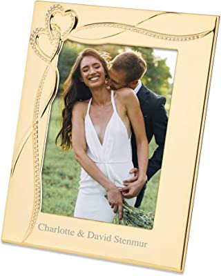 Amazon Com Lenox True Love 8x10 Picture Frame Luxury