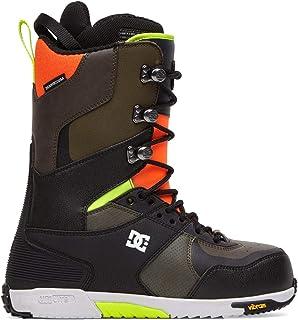 DC Shoes The Laced - Botas de Snowboard con Cordones - Hombre - EU 42.5