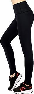 Munvot Mujer Yoga Leggings Pantalones de Cintura Alta con