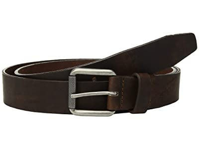 Trask Cash Belt (Brown Oiled) Men