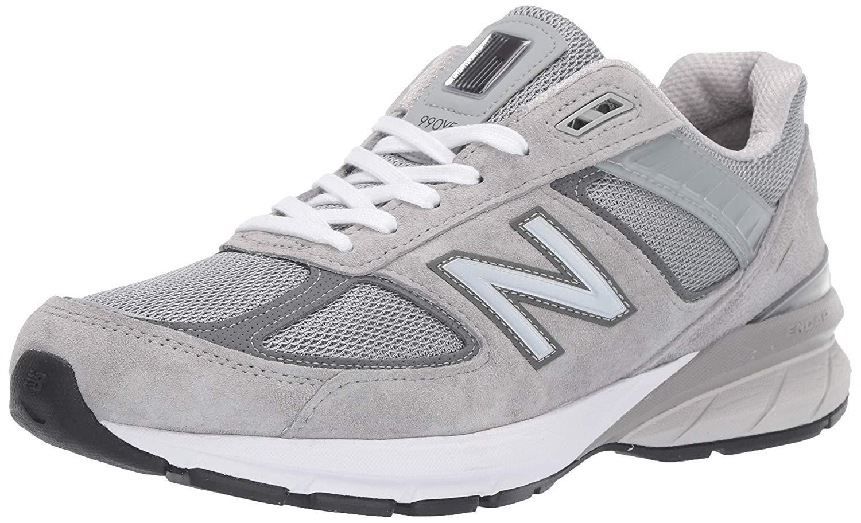 New Balance 990v5 Sneaker Castlerock