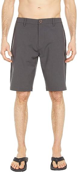 """Phase Boardwalk 21"""" Hybrid Shorts"""