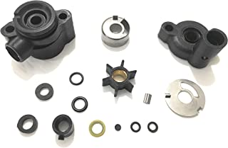 V G Parts Mercury Mariner Force Water Pump Kit Replaces 46-70941A3 Sierra 18-3446, 3.9 4 4.5 6 7.5 9.8 HP 1975-1986