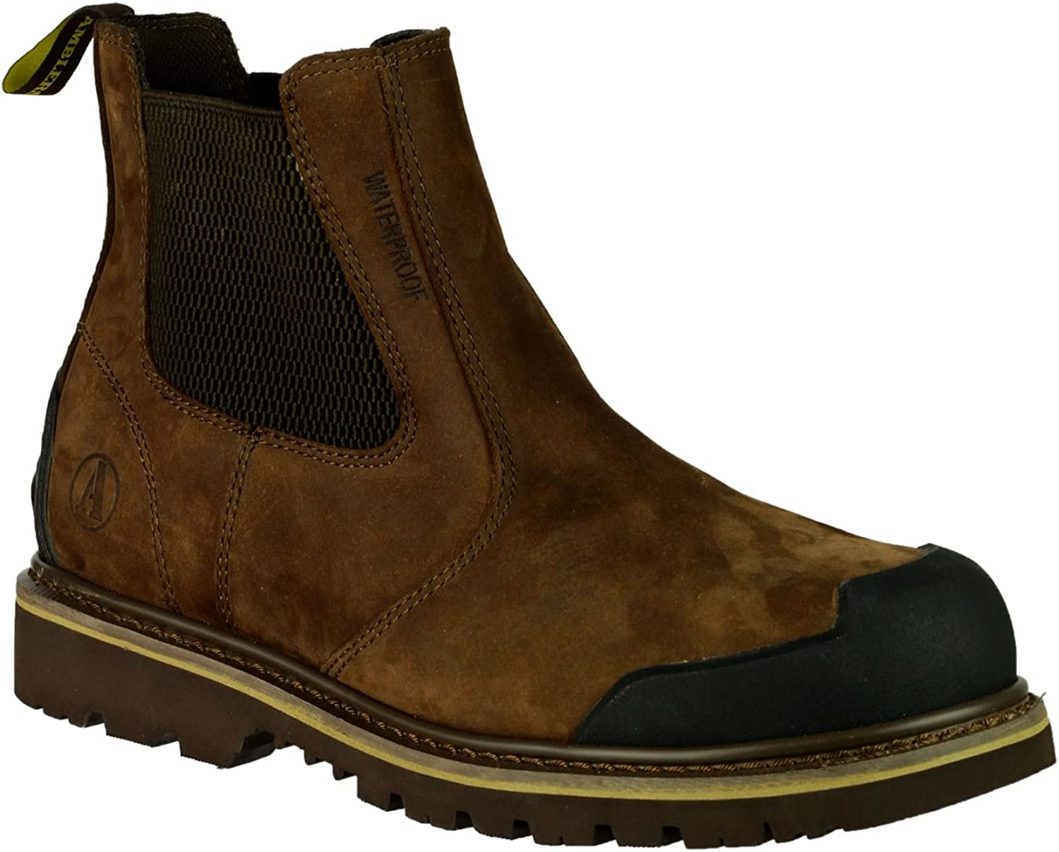 817b64731fa Mens Safety Safety Boot 12 Amblers FS225 nzphxs1642-New Shoes - www ...
