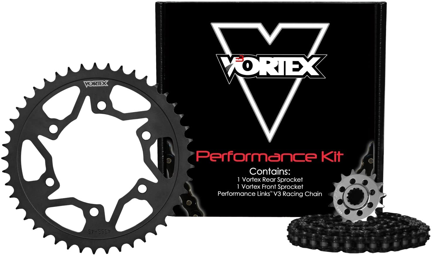 Vortex Regular store Very popular! CK6144 Chain Kit Sprocket and