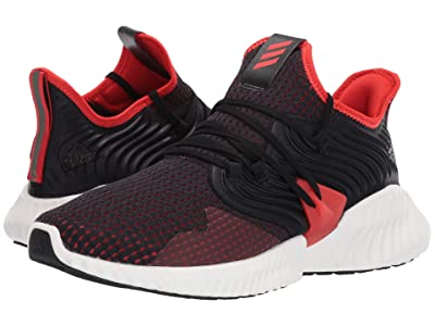 adidas Running Alphabounce Instinct CC (Core Black/Active Red/Core Black) Men