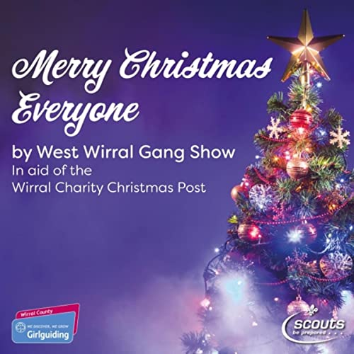 Merry Christmas Everyone >> Merry Christmas Everyone By West Wirral Gang Show On Amazon Music