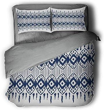 Flyerer Eastern Borders Bed Lining Light Comforter Queen
