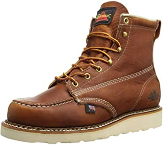"""Men's American Heritage 6"""" Moc Toe, MAXwear Wedge Non-Safety Toe Boot"""