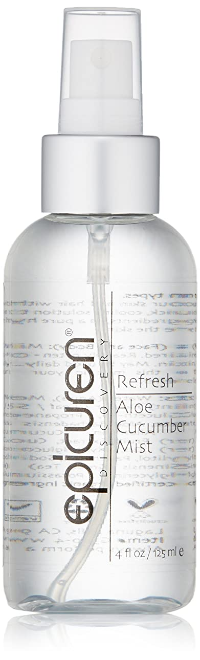 Epicuren Refresh Aloe Cucumber Mist 125ml/4oz並行輸入品