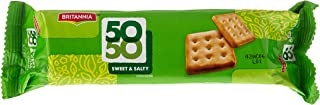 Britannia Sweet & Salty Biscuits 50-50 , 71 gm
